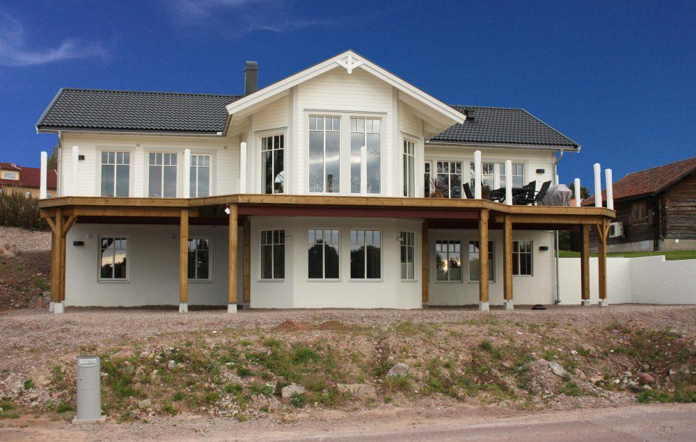 bygga hus mora